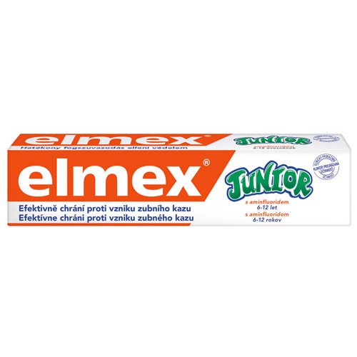 Elmex Zubní pasta Junior 75 ml