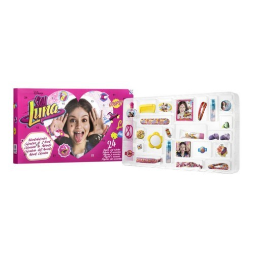 Soy Luna Advent Cosmetic Calendar