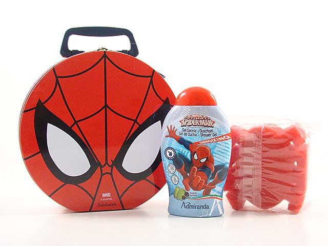 EP Line Kozmetická sada pre deti Spiderman