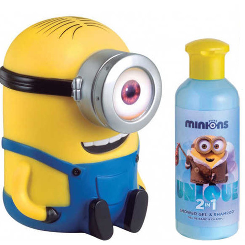 EP Line Šampon a sprchový gel pro děti s pokladničkou Mimoně 200 ml
