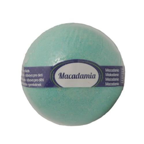 EP Line Macadamia šumivá koule do koupele 170 g