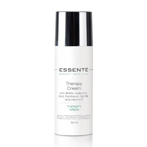 Essenté Rozjasňující a stimulující noční krém (Therapy Cream) 50 ml