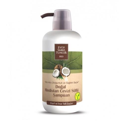 EST 1923 Šampon na vlasy se 100 % přírodním kokosovým mlékem 600 ml