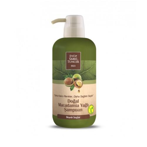 EST 1923 Šampon na vlasy se 100 % přírodním makadamovým olejem 600 ml