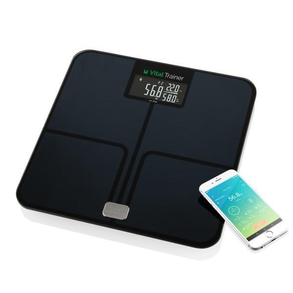 ETA Analytická osobní váha se smart aplikací Vital Trainer