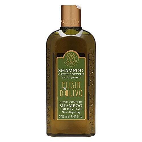 Erbario Toscano BIO sprchový gel a šampón Hrozen (Shower & Shampoo) 250 ml
