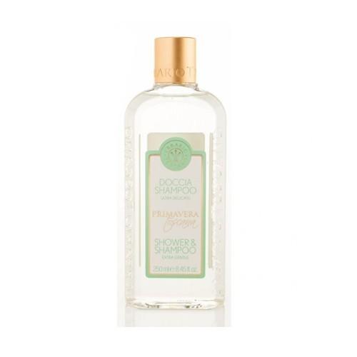 Erbario Toscano Primavera Toscana extra jemný sprchový gel 2v1 250 ml