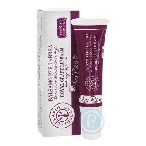Erbario Toscano Krém na ruky proti starnutiu pokožky s BIO hroznovým olejom (Royal Grape Hand Cream) 75 ml