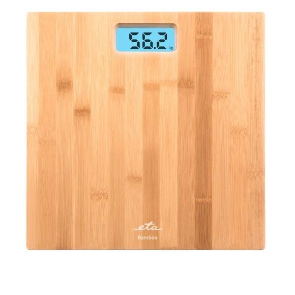 ETA Osobní digitální váha Bamboo 978090000