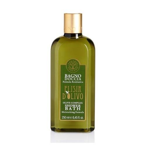 Erbario Toscano Vyživující sprchový gel s olivovým olejem Oliva (Shower Bath) 250 ml