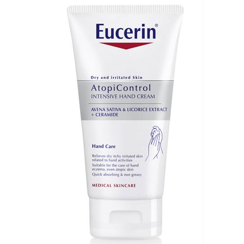 Eucerin Krém na ruky AtopiControl (Hand Cream) 75 ml