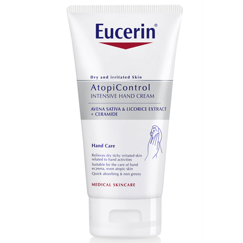Eucerin Krém na ruce AtopiControl (Hand Cream) 75 ml