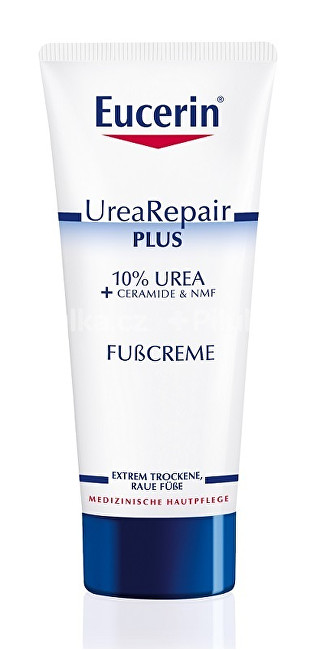 Eucerin Krém na nohy Urea Repair Plus 10 percent (Foot Cream) 100 ml