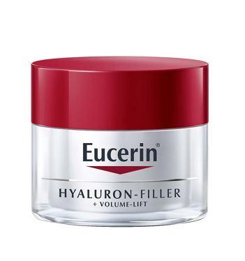 Eucerin Remodelačný denný krém pre suchú pleť Hyaluron Filler + Volume Lift SPF 15 50 ml