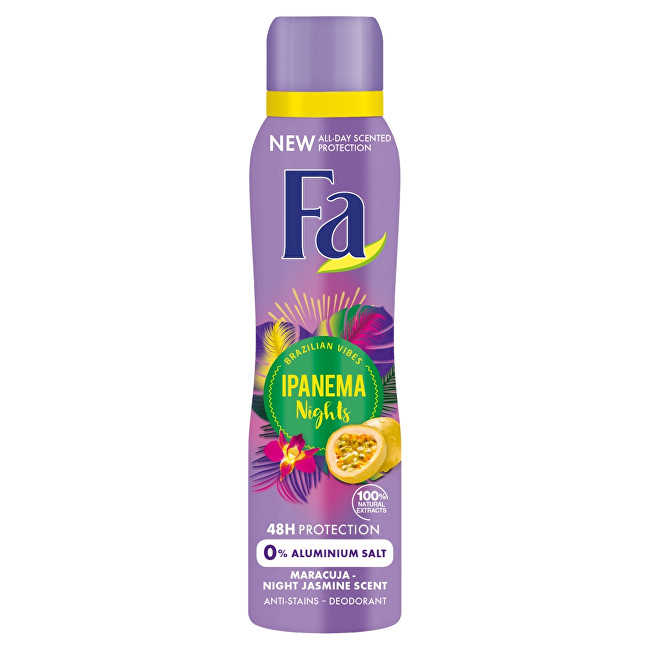 Fa Deodorant ve spreji Ipanema Nights 150 ml