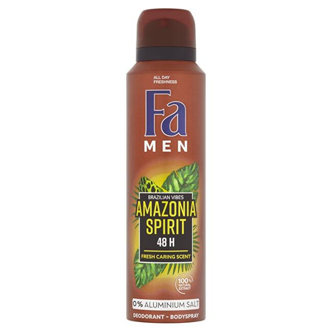 Fa Deodorant ve spreji pro muže Amazonia Spirit 150 ml