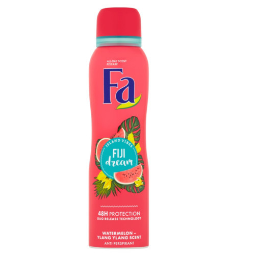 Fa Antiperspirant v spreji Island Vibes Fiji Dream (Anti-Perspirant) 150 ml