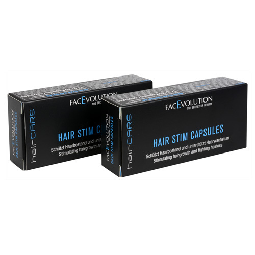 FacEvolution Kapsle na podporu růstu vlasů (Hair Stim Capsules) 30 kapslí