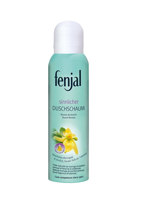 fenjal Sprchová pena Moringou (Shower Mousse) 200 ml
