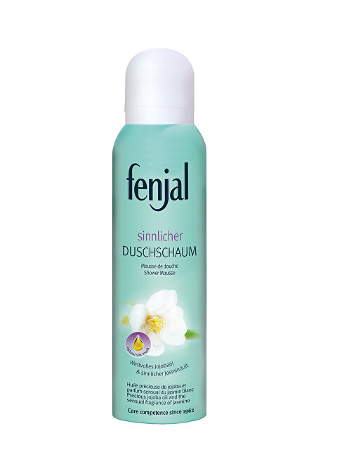 fenjal Sprchová pena Sensitiv e (Shower Mousse) 200 ml