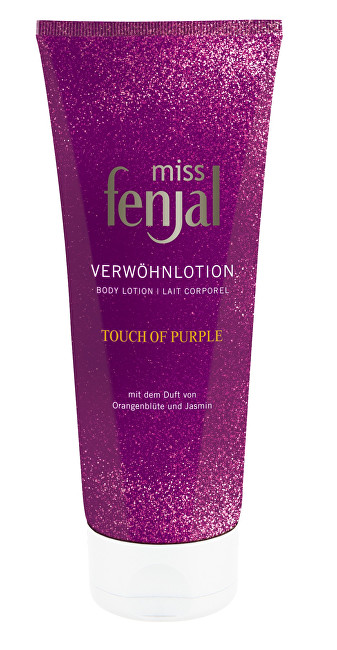 fenjal Tělové mléko Touch of Purple 200 ml