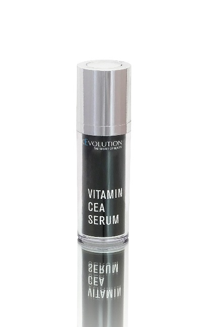 FacEvolution Vitamínové pleťové sérum (Vitamin CEA Serum) 30 ml