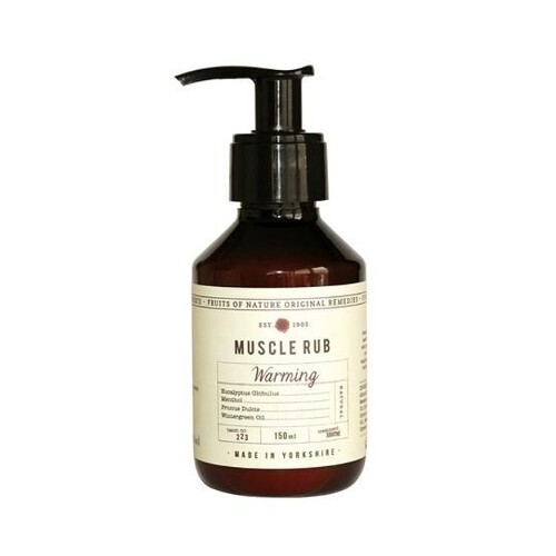 Fikkerts Hřejivé tělové mléko s eukalyptovým olejem (Muscle Rub) 150 ml