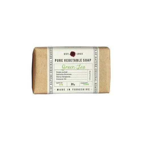 Fikkerts Hydratačné rastlinné mydlo Zelený čaj ( Pure Vegetable Soap) 85 g