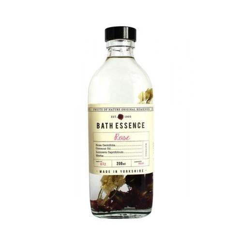 Fikkerts Koupelová olejová esence Růže (Bath Essence) 200 ml