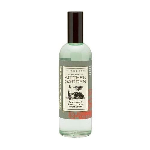 Fikkerts Prostorový parfém s vůní svěžího bergamotu Vůně zahrad (Bergamot & Tomato Leaf Room Spray) 100 ml