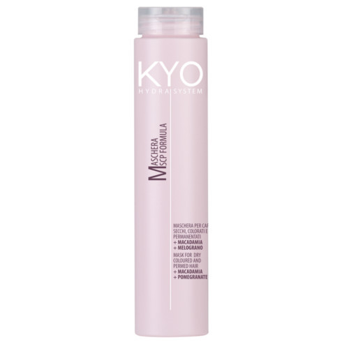 Freelimix Hydratační maska na vlasy KYO (Mask For Dry Coloured And Permed Hair) 250 ml