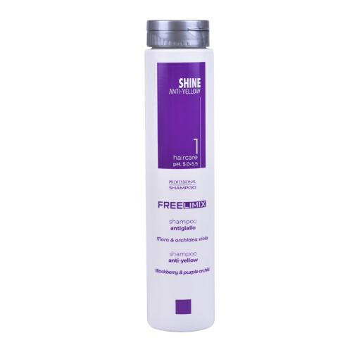Freelimix Šampon pro odstranění žlutých tónů (Shampoo Anti-Yellow) 250 ml