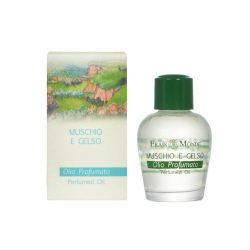 Frais Monde Musk And Mulberry parfémovaný olej dámský 12 ml