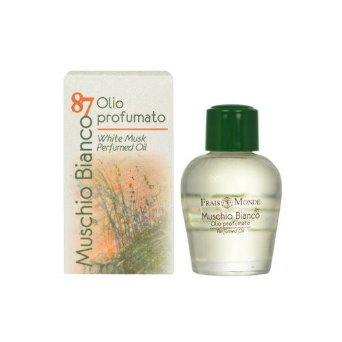 Frais Monde White Musk parfémovaný olej dámský 12 ml