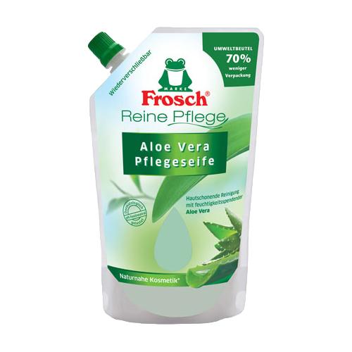 Zobrazit detail výrobku Frosch Tekuté mýdlo s aloe vera - náhradní náplň 500 ml