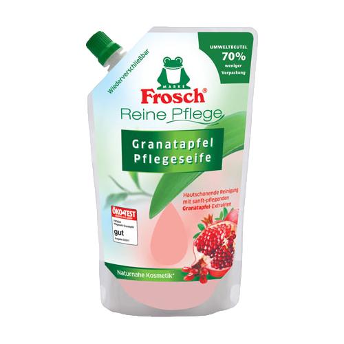 Tekuté mýdlo s granátovým jablkem - náhradní náplň 500 ml