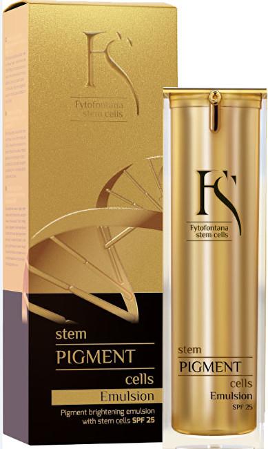 Fytofontana Stem Cells Pigment Emulsion - Emulze s kmenovými buňkami na zesvětlení pigmentace SPF 25 30 ml