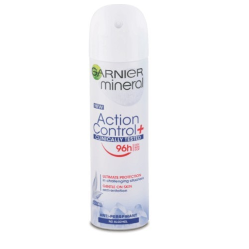 Garnier Mineral Action Control + Clinically Tested antiperspirant deospray 150 ml
