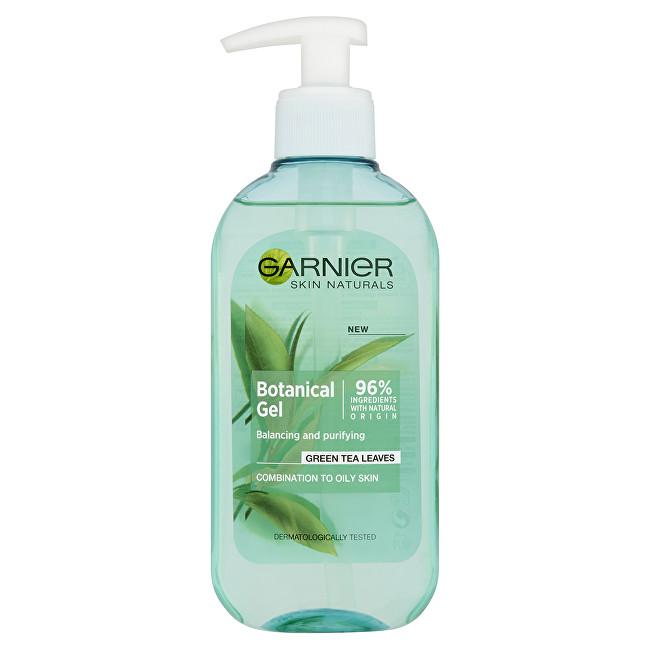 Garnier Botanical Gel čistiace pěnový gél normálna a zmiešaná pleť 200 ml