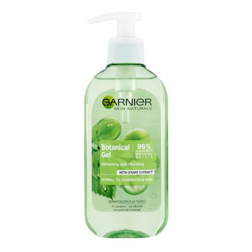 Garnier Čisticí pěnový gel Skin Naturals (Botanical Gel) 200 ml