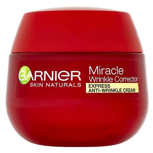 Garnier Expresní krém proti vráskám (Miracle Wrinkle Corrector) 50 ml