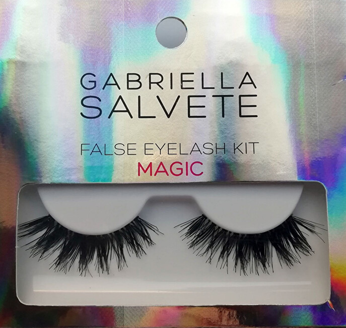 Gabriella Salvete Sada umelých rias False Eyelash Kit Magic