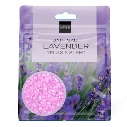 Gabriella Salvete Sůl do koupele Lavender Relax  Sleep Bath Salt 80 g