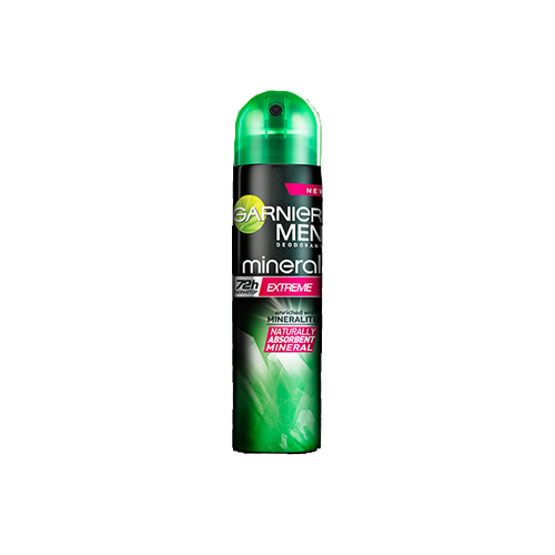 Garnier Deodorant spray de bărbați Mineral Extreme Roll-on 150 ml