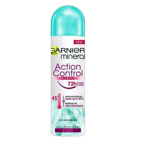 Garnier Minerálne dezodorant v spreji Mineral Action Control Thermic 150 ml