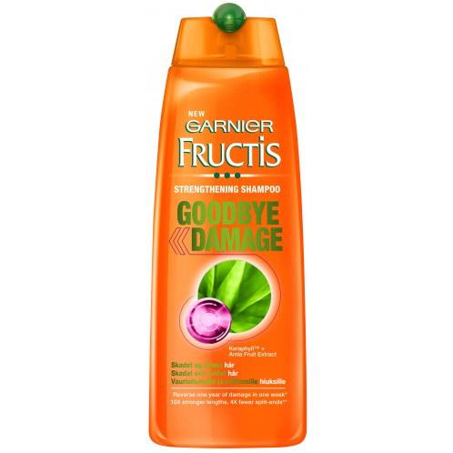 Garnier Posilující šampon pro velmi poškozené vlasy Good Bye Damage 250 ml