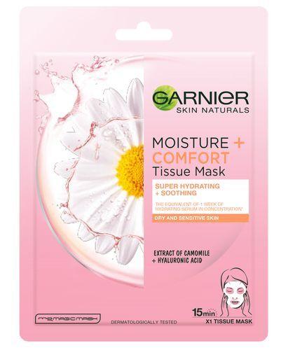 Garnier Textilní pleťová maska Moisture + Comfort 32 g
