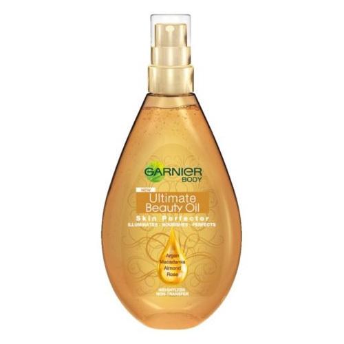 Garnier Zkrášlující tělový olej (Ultimate Beauty Oil) 150 ml