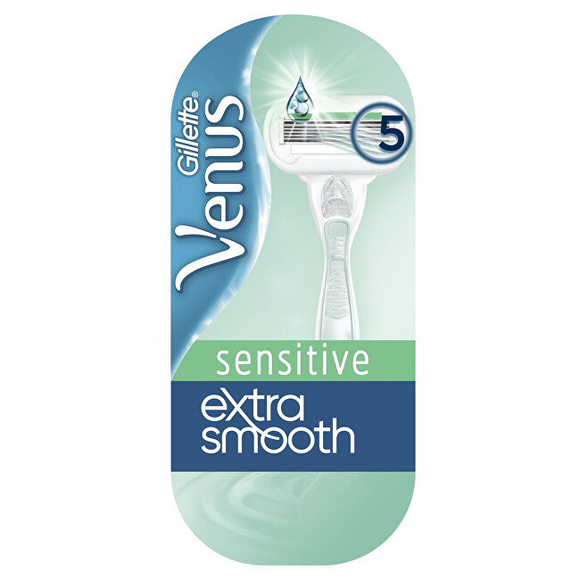 Gillette Holicí strojek Venus Extra Smooth Sensitive  1 hlavice