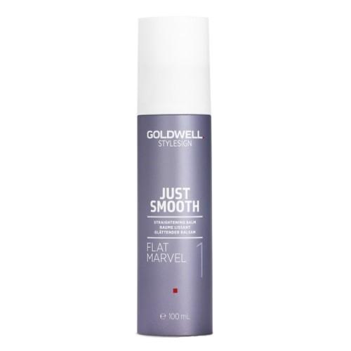 Goldwell Balzám pro vyhlazení a narovnání vlasů Stylesign Straight (Just Smooth Flat Marvel) 100 ml